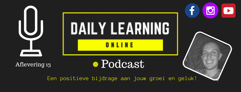 Daily Learning Online Podcast mindset tip 5