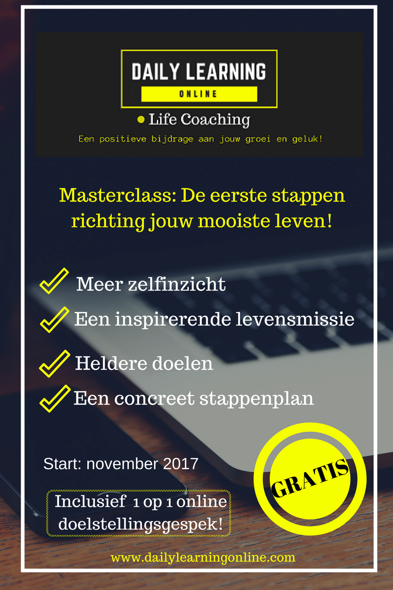 Masterclass Daily Learning Online