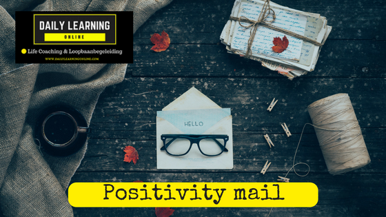Daily Learning Online Posiivity Mail